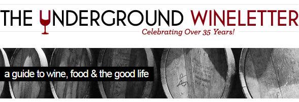 Underground Wine Letter