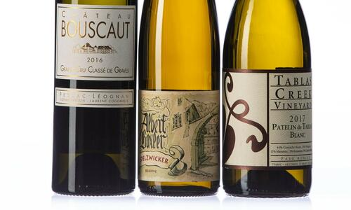 NY Times Wine School White Blends