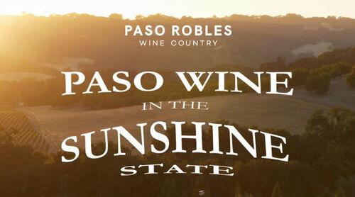 Paso Wine In The Sunshine State