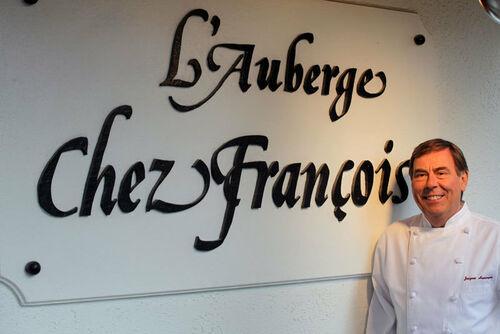 Lauberge Chez Francois