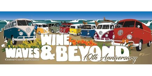Wine Waves And Beyond