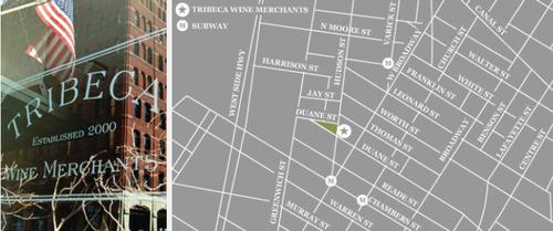 Tribeca Wine