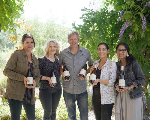 Fall Wine Shipment Brochure Image