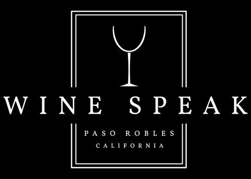 Wine Speak Logo Filled
