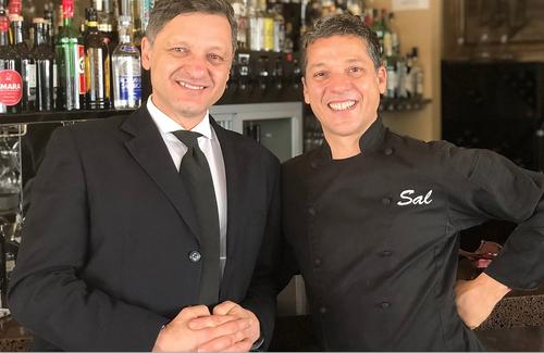 Chef Sal Marino Of Marino Ristorante