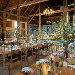 Woodstock Inn Dinner Interior
