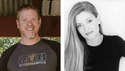 Bonnie Graves and Jason Haas