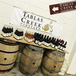 Tablas Creek in SLO Wine and Beer co