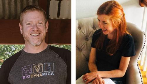 Jason Haas and Kathleen Willcox