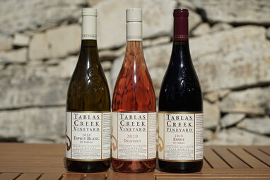 """""""A Taste of Tablas"""" Virtual Tasting Pack (Mixed Red, White, and Rosé 3 Bottles) Bottle"""