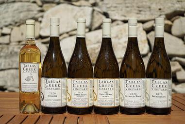 White Wine Selection VINsider Wine Club Bottle