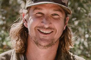 Tablas Creek Viticulturist Jordan Lonborg