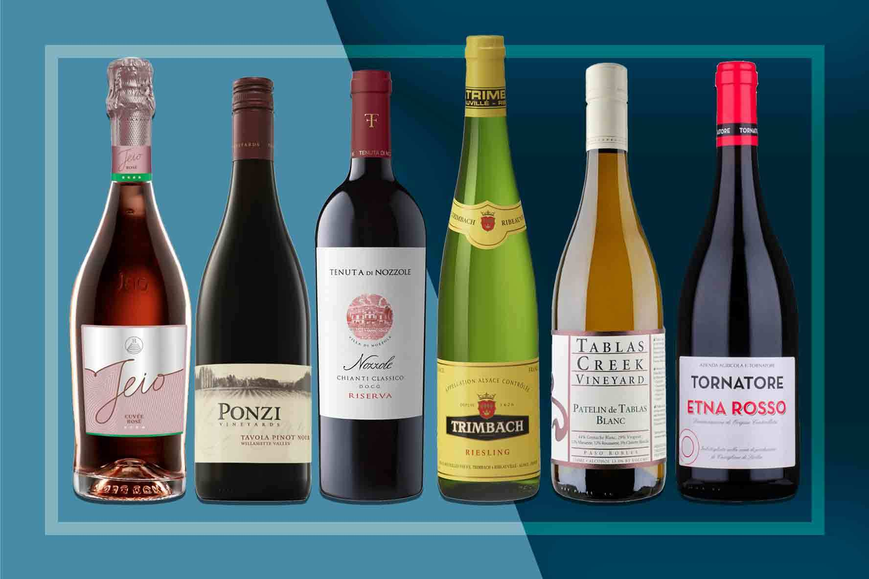 Food And Wine Classic Bottles