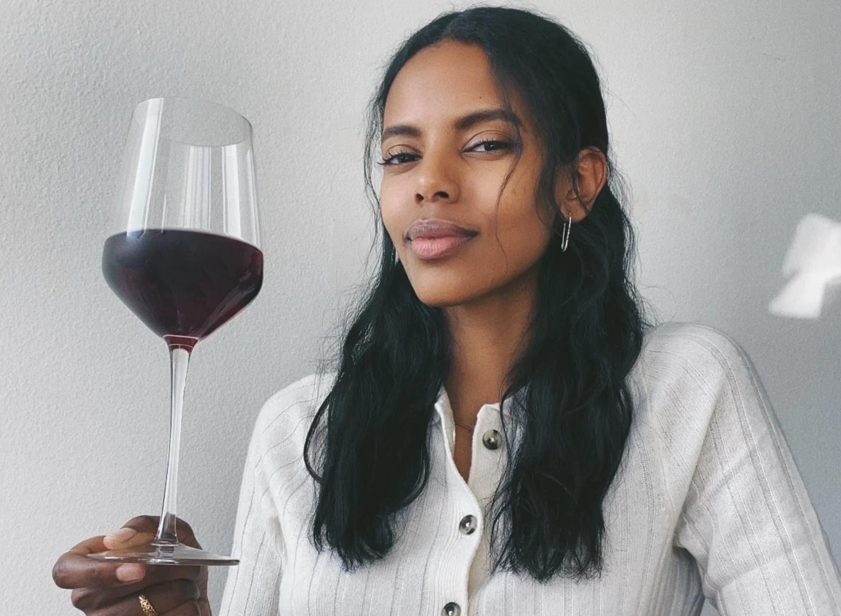 Grace Mahary Wine Maxim