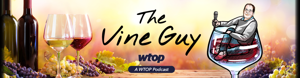 Podcast Wtop The Vine Guy Banner