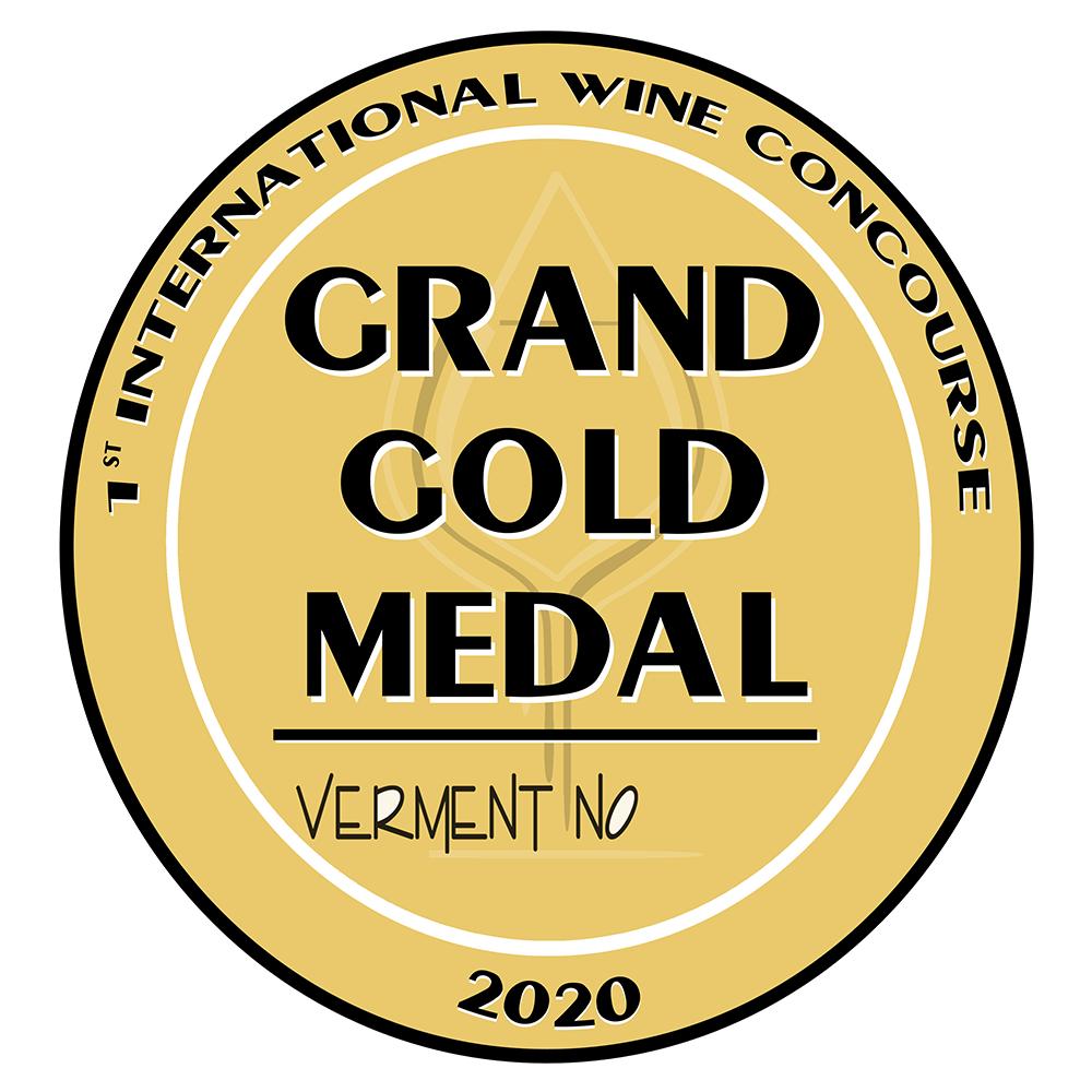 Concorso Vermentino Grand Medal 2019 1