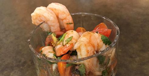 Shrimp Crop